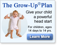 The Grow-Up Plan from Gerber Life Insurance